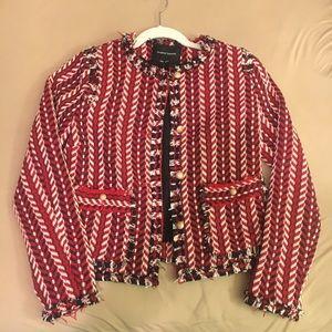 NWOT Preppy, Structured Blazer-type Jacket